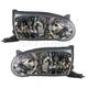 1ALHP00329-2001-02 Toyota Corolla Headlight Pair