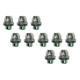 1AWHC00045-Mag Lug Nut (Box of 10)