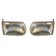 1ALHP00310-1994-97 Mazda Headlight Pair