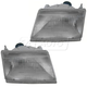 1ALHP00315-1998-00 Mazda Headlight Pair