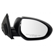 1AMRE02355-Mazda 3 Mirror