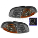 1ALHP00332-1999-00 Ford Windstar Headlight Pair