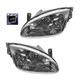 1ALHP00334-Hyundai Elantra Headlight Pair