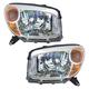 1ALHP00366-2004-05 Toyota Rav4 Headlight Pair