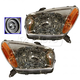 1ALHP00362-Toyota Rav4 Headlight Pair