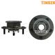 TKSHS00400-2000-01 Dodge Ram 1500 Truck Wheel Bearing & Hub Assembly Front Pair  Timken HA590001