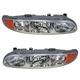 1ALHP00350-1999-04 Oldsmobile Alero Headlight Pair