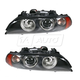 1ALHP00352-2001-03 BMW Headlight Pair Hella 008052111  008052121
