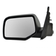 1AMRE02314-2008-09 Ford Escape Mercury Mariner Mirror Driver Side