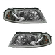 1ALHP00384-Volkswagen Passat Headlight Pair