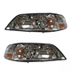 1ALHP00383-2003-04 Lincoln Town Car Headlight Pair