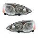 1AWWS00053-Cadillac CTS CTS-V Windshield Washer Nozzle Pair