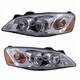 1ALHP00375-2005-10 Pontiac G6 Headlight Pair