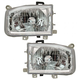 1ALHP00392-Nissan Pathfinder Headlight Pair