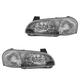 1ALHP00221-2001 Nissan Maxima Headlight Pair