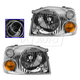 1ALHP00226-2001-04 Nissan Frontier Headlight Pair