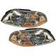 1ALHP00210-2001-03 Ford Windstar Headlight Pair