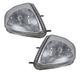 1ALHP00211-2003-05 Mitsubishi Eclipse Headlight Pair