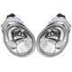 1ALHP00213-2002-05 Volkswagen Beetle Headlight Pair