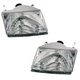 1ALHP00215-Mazda Headlight Pair