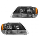 1ALHP00217-Jeep Grand Cherokee Headlight Pair