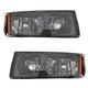 1ALHP00201-Chevy Headlight Pair