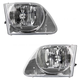 1ALHP00200-Ford Headlight Pair