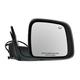 1AMRE02465-2011-13 Jeep Grand Cherokee Mirror Passenger Side