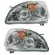 1ALHP00208-2002-04 Nissan Altima Headlight Pair