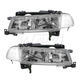 1ALHP00204-1992-96 Honda Prelude Headlight Pair