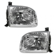 1ALHP00203-Toyota Sequoia Tundra Headlight Pair