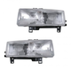 1ALHP00258-Headlight Pair