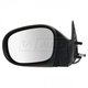 1AMRE02417-Nissan Pathfinder Mirror Driver Side