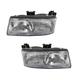 1ALHP00243-1990-94 Chevy Lumina Headlight Pair