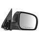 1AMRE02440-2009-10 Subaru Forester Mirror