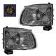 1ALHP00231-2001-04 Toyota Tacoma Headlight Pair
