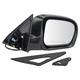 1AMRE02438-2009-10 Subaru Forester Mirror Passenger Side