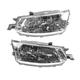 1ALHP00297-1999-01 Toyota Solara Headlight Pair