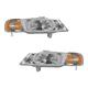 1ALHP00284-1999-04 Honda Odyssey Headlight Pair