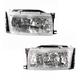 1ALHP00273-1996-98 Mercury Villager Nissan Quest Headlight Pair