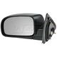 1AMRE02095-2007-12 Hyundai Santa Fe Mirror Driver Side