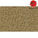ZAICK10825-1974 Dodge Challenger Complete Carpet 7577-Gold  Auto Custom Carpets 19514-160-1074000000