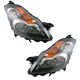 1ALHP00632-2007-09 Nissan Altima Altima Hybrid Headlight Pair