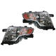 1ALHP00633-2007-10 Ford Edge Headlight Pair