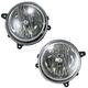 1ALHP00640-Jeep Headlight Pair