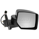 1AMRE02029-2007-13 Jeep Patriot (MK) Mirror Passenger Side