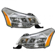 1ALHP00648-Ford Focus Headlight Pair
