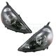 1ALHP00649-2007-08 Honda FIT Headlight Pair