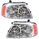 1ALHP00657-2003-06 Lincoln Navigator Headlight Pair