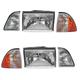 1ALHP00655-1987-93 Ford Mustang Lighting Kit